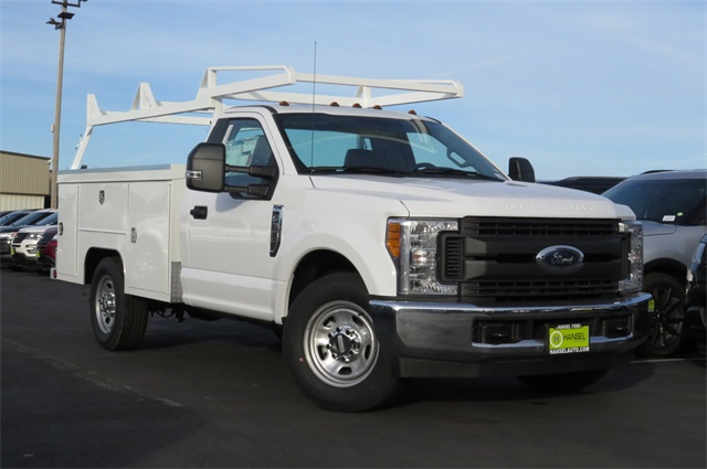 2017 F-350 Regular Cab, Scelzi Service Body #F348622 - photo 3