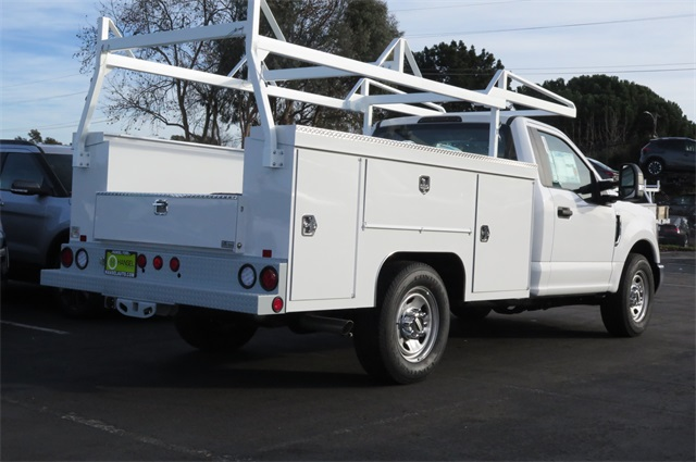 2017 F-350 Regular Cab, Scelzi Service Body #F348622 - photo 2