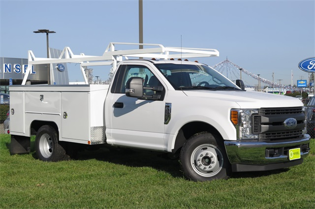 2017 F-350 Regular Cab DRW, Scelzi Service Body #F348773 - photo 3