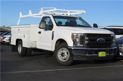 2017 F-350 Regular Cab DRW, Service Body #F348777 - photo 3