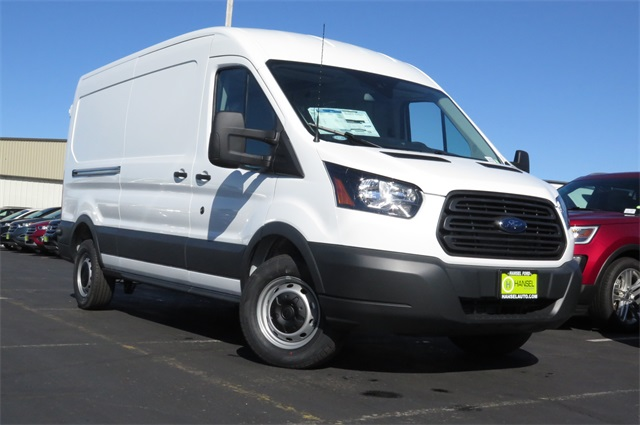 2017 Transit 250 Medium Roof, Cargo Van #F348793 - photo 3