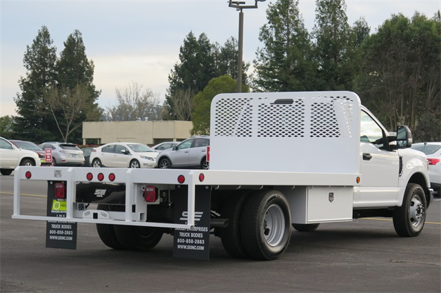 2017 F-350 Regular Cab DRW, Scelzi Platform Body #F349201 - photo 2
