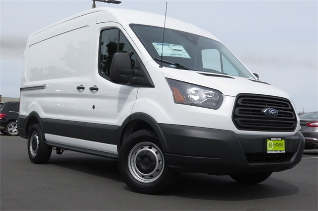 2017 Transit 150 Medium Roof, Cargo Van #F349303 - photo 3