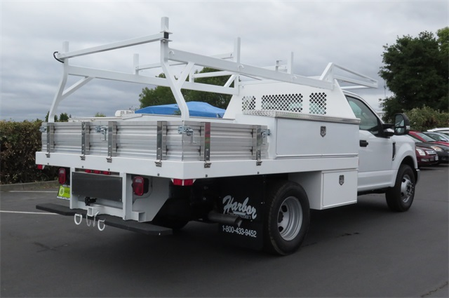 2017 F-350 Regular Cab DRW, Contractor Body #F349430 - photo 2