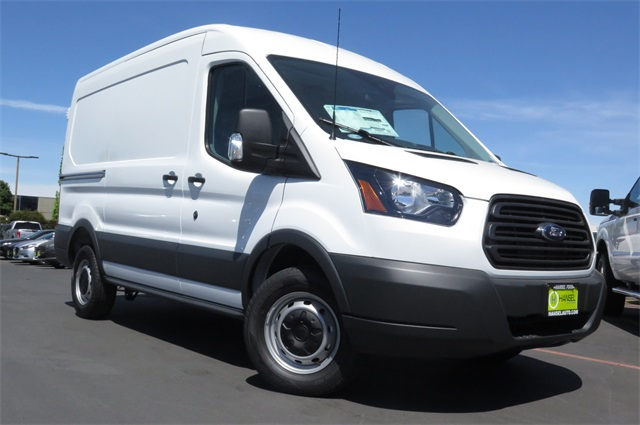 2017 Transit 250 Medium Roof, Cargo Van #F349491 - photo 3