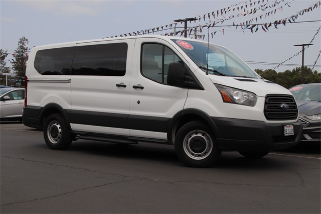 2017 Transit 150 Low Roof,  Passenger Wagon #F349628L - photo 3