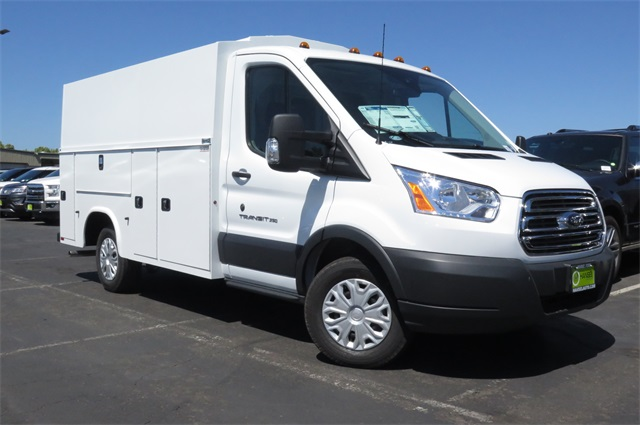 2017 Transit 350 Service Utility Van #F349816 - photo 3