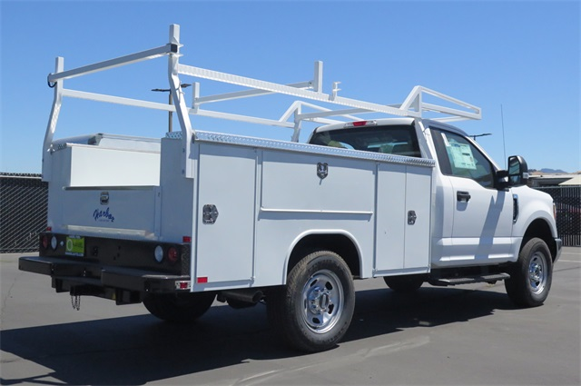 2017 F-350 Regular Cab 4x4 Service Body #F349863 - photo 2