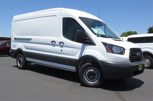 2017 Transit 250 Medium Roof, Cargo Van #F349873 - photo 3