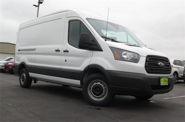 2017 Transit 150 Medium Roof, Cargo Van #F349896 - photo 3