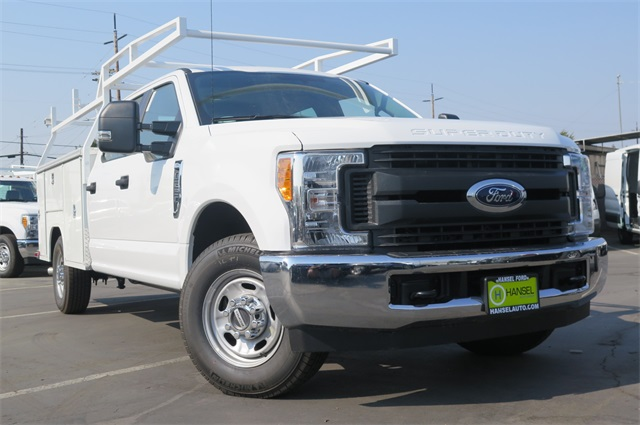 2017 F-250 Crew Cab, Service Body #F350135 - photo 3