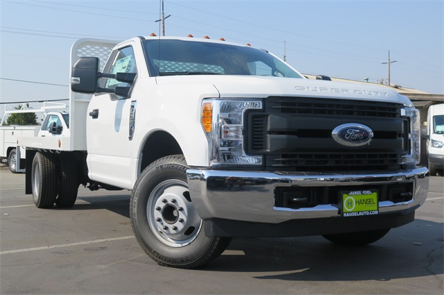2017 F-350 Regular Cab DRW, Scelzi Platform Body #F350148 - photo 3