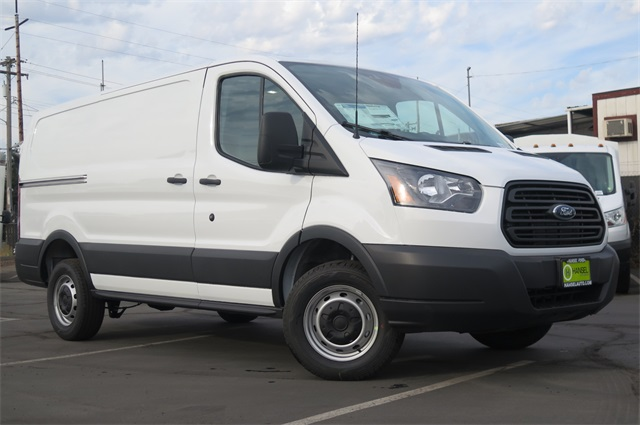 2017 Transit 250 Low Roof, Cargo Van #F350292 - photo 4