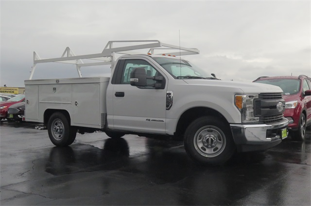 2017 F-350 Regular Cab, Scelzi Service Body #F350587 - photo 3
