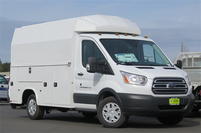 2018 Transit 350, Service Utility Van #F351301 - photo 3
