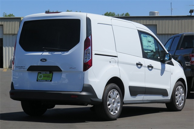 2018 Transit Connect 4x2,  Empty Cargo Van #F351846 - photo 5