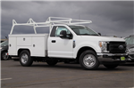 2018 F-250 Regular Cab,  Scelzi Crown Service Service Body #F351856 - photo 3