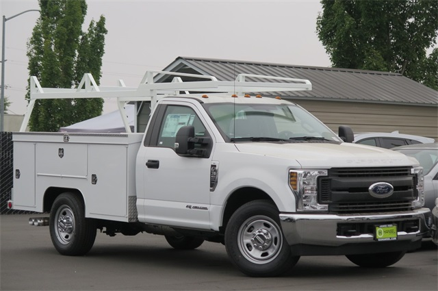 2018 F-350 Regular Cab 4x2,  Scelzi Service Body #F351877 - photo 3