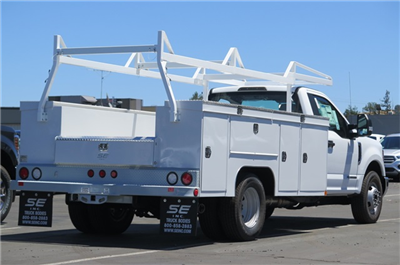 2018 F-350 Regular Cab DRW 4x2,  Service Body #F352106 - photo 2
