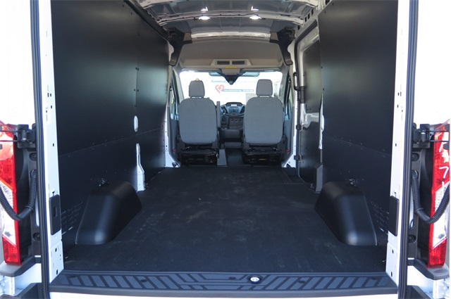 2018 Transit 250 Med Roof 4x2,  Empty Cargo Van #F352386 - photo 2