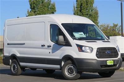 2018 Transit 250 Med Roof 4x2,  Empty Cargo Van #F352386 - photo 3