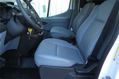2018 Transit 250 Med Roof 4x2,  Empty Cargo Van #F352386 - photo 7