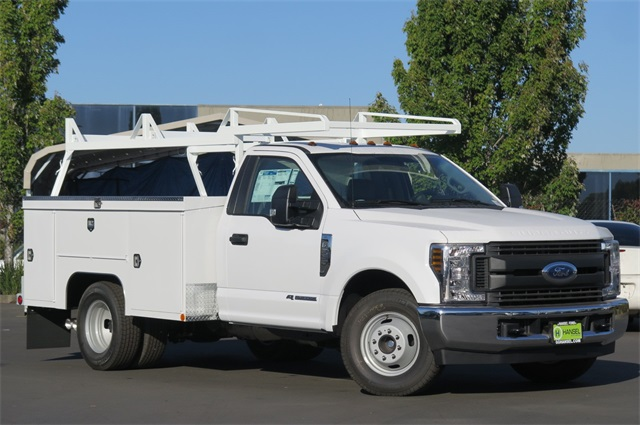 2019 F-350 Regular Cab DRW 4x2,  Scelzi Service Body #F352400 - photo 3