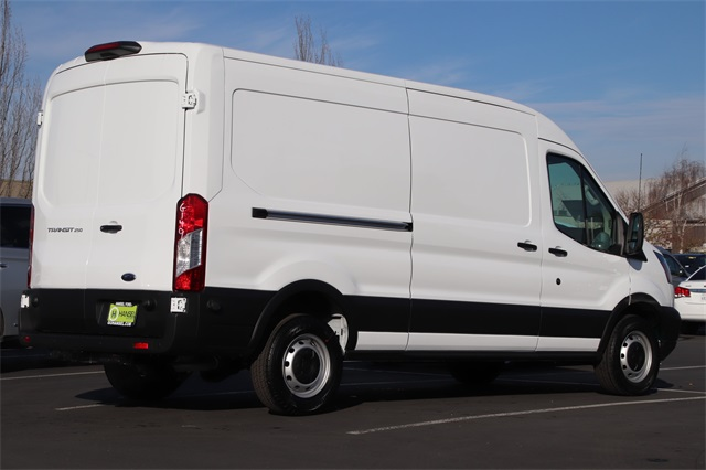 2019 Transit 250 Med Roof 4x2,  Empty Cargo Van #F352469 - photo 5