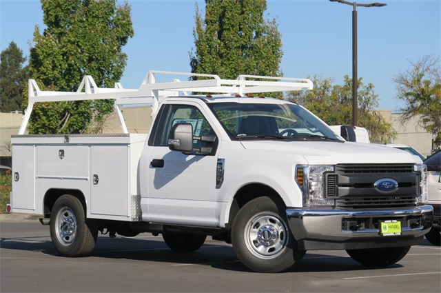 2019 F-350 Regular Cab 4x2,  Scelzi Service Body #F352522 - photo 3