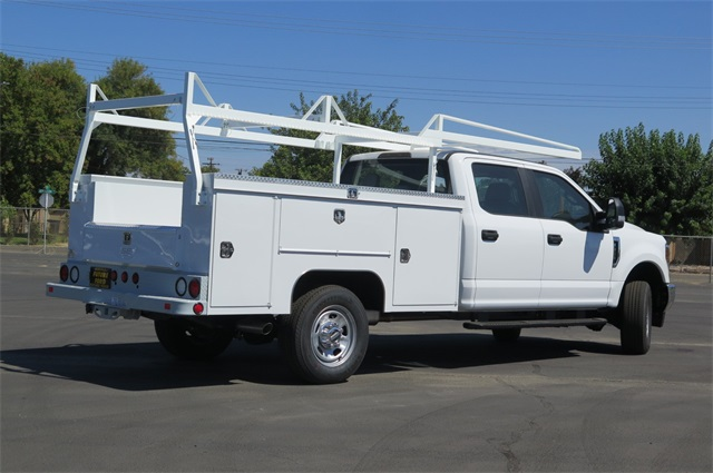 2018 F-350 Crew Cab 4x4,  Service Body #F352583 - photo 2