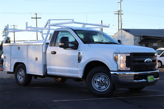 2019 F-250 Regular Cab 4x2,  Harbor TradeMaster Service Body #F352622 - photo 3