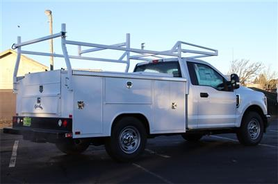 2019 F-250 Regular Cab 4x2,  Harbor TradeMaster Service Body #F352622 - photo 2