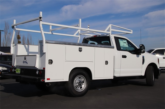 2019 F-250 Regular Cab 4x2,  Harbor TradeMaster Service Body #F352705 - photo 2