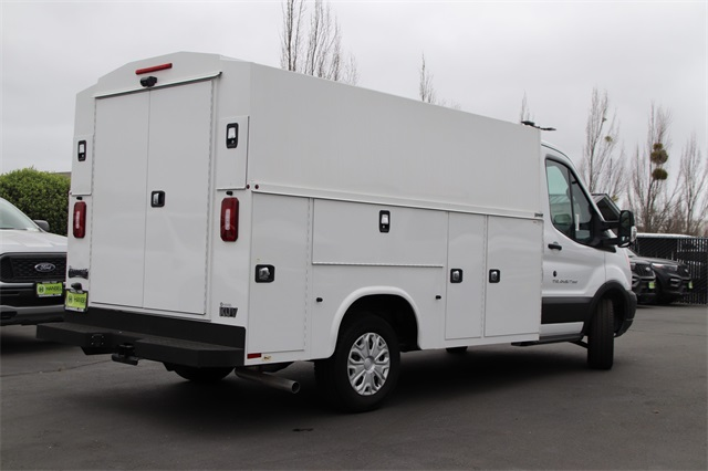2019 Ford Transit 350 4x2, Knapheide Service Utility Van #F353842 - photo 1