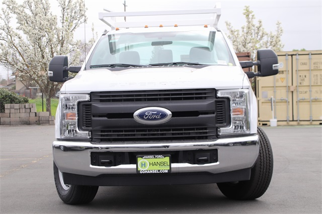 2019 F-350 Regular Cab 4x2, Scelzi Signature Service Body #F354909 - photo 4