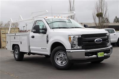2019 F-350 Regular Cab 4x2, Scelzi Signature Service Body #F354909 - photo 3