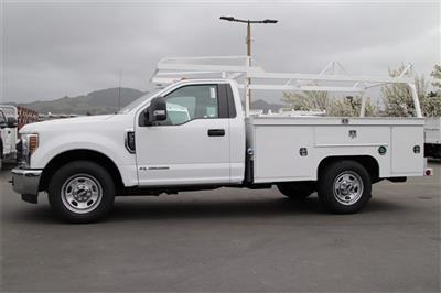 2019 F-350 Regular Cab 4x2, Scelzi Signature Service Body #F354909 - photo 8