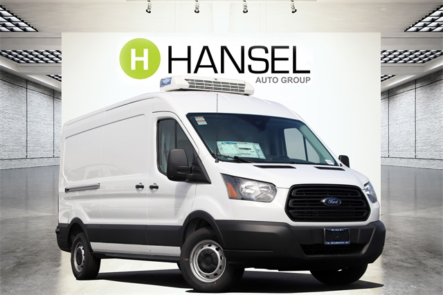 2019 Ford Transit 250 Med Roof 4x2, Empty Cargo Van #F355875 - photo 1
