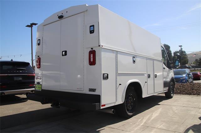 2021 Ford Transit 350 4x2, Knapheide Service Utility Van #F357128 - photo 1