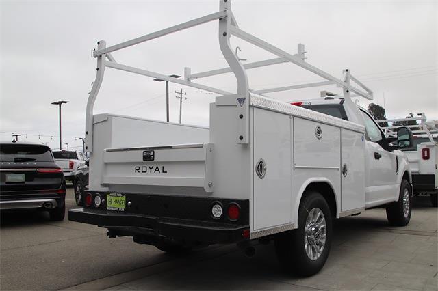 2021 Ford F-250 Regular Cab 4x2, Royal Truck Body Service Body #F357383 - photo 1