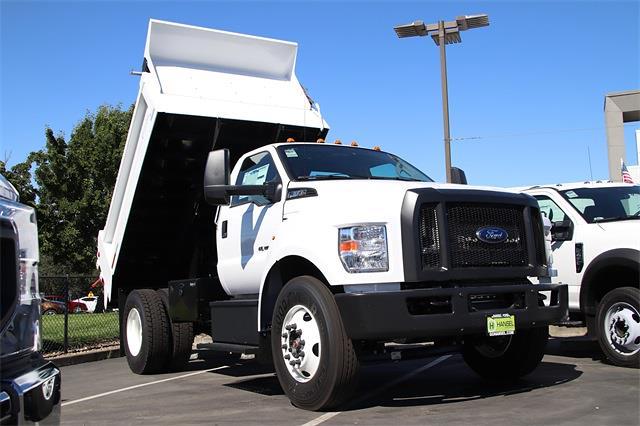 2022 Ford F-650 Regular Cab DRW 4x2, Enoven Dump Body #F357411 - photo 1