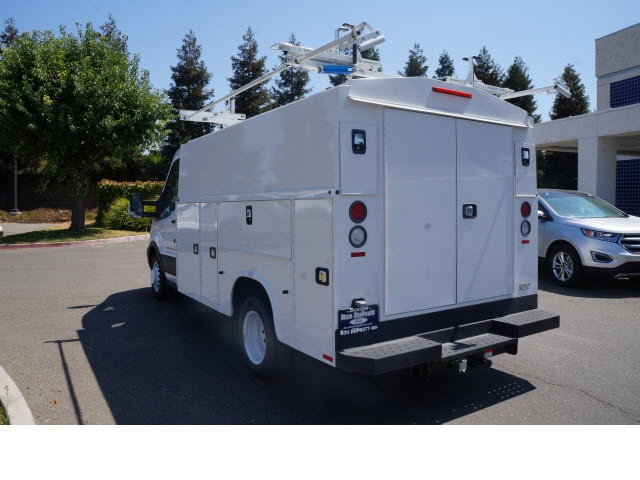 2015 Transit 350 HD Low Roof DRW, Service Utility Van #F2207 - photo 2