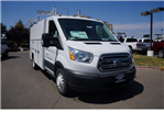 2015 Transit 350 HD Low Roof DRW, Service Utility Van #F2207 - photo 1