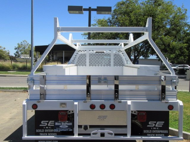 2016 F-450 Crew Cab DRW, Contractor Body #F5729 - photo 3