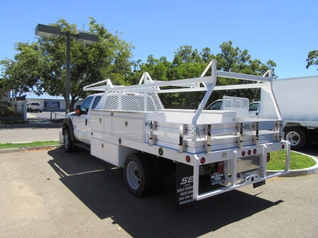 2016 F-450 Crew Cab DRW, Contractor Body #F5729 - photo 2