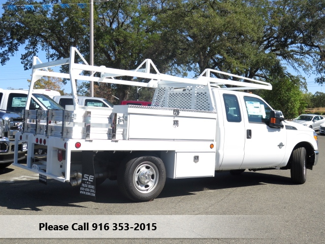 2015 F-350 Super Cab, Contractor Body #FL6232 - photo 2