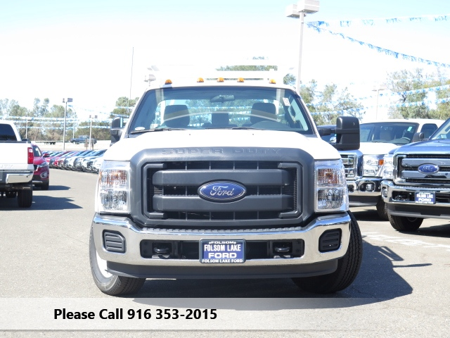2015 F-350 Regular Cab, Service Body #FL6324 - photo 3