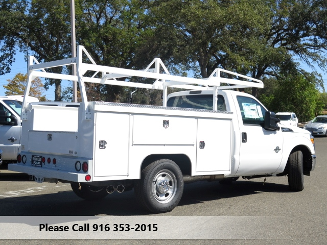 2015 F-350 Regular Cab, Service Body #FL6324 - photo 2