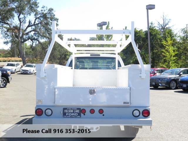 2015 F-350 Regular Cab, Service Body #FL6324 - photo 4