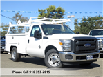 2015 F-350 Regular Cab, Service Body #FL6324 - photo 1